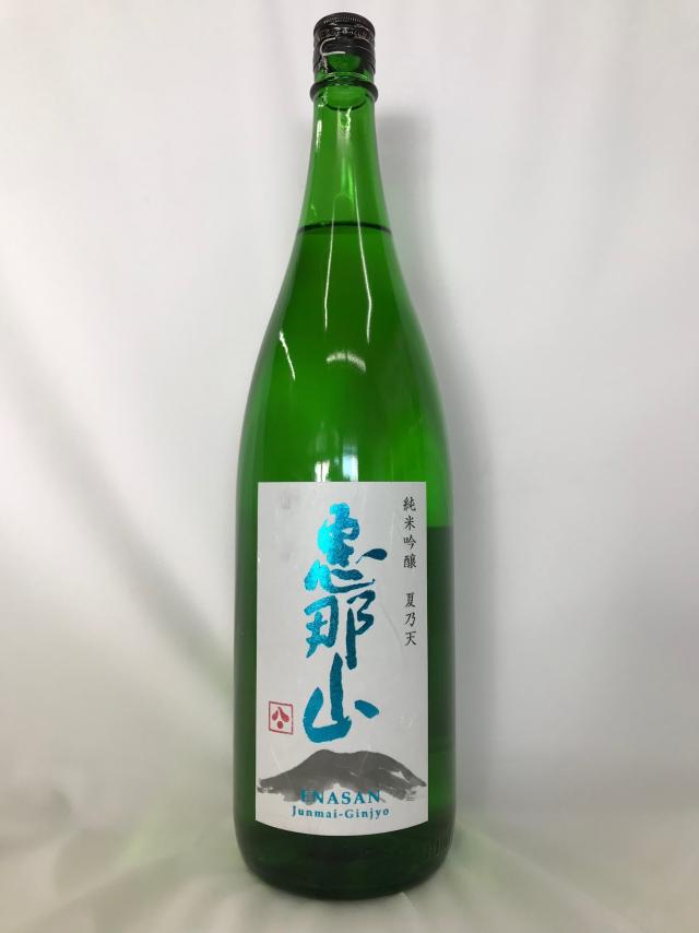 恵那山 夏乃天 純米吟醸